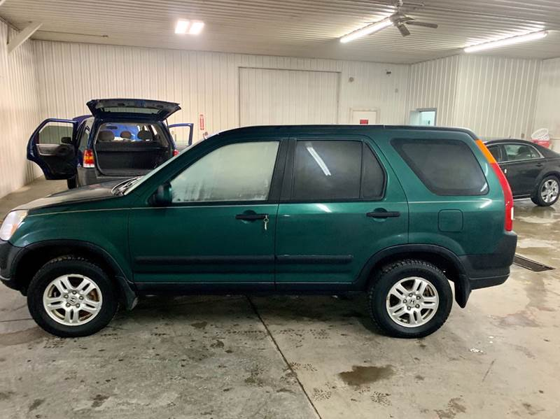 2002 Honda CR-V for sale at Iowa Auto Sales, Inc in Sioux City IA