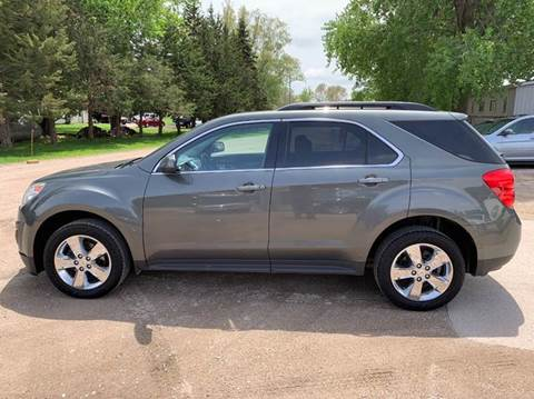 2013 Chevrolet Equinox for sale at Iowa Auto Sales, Inc in Sioux City IA