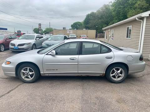 2003 Pontiac Grand Prix for sale at Iowa Auto Sales, Inc in Sioux City IA