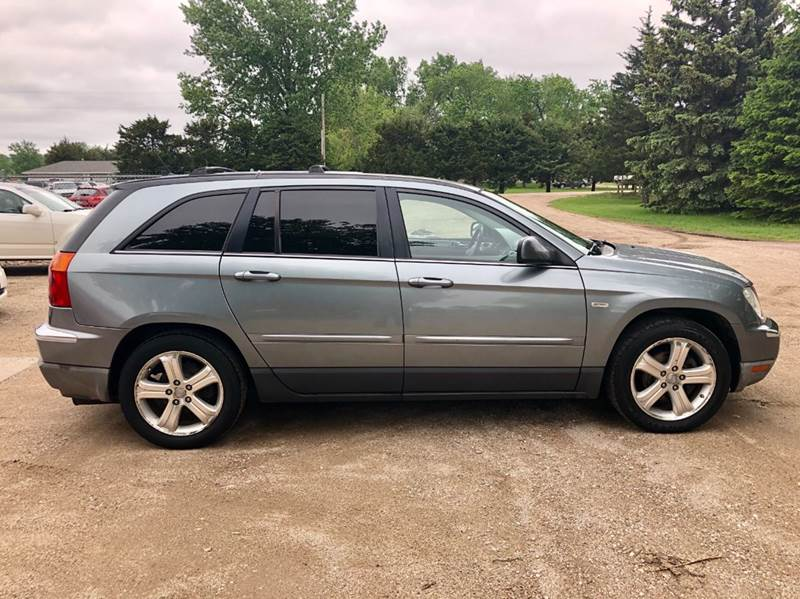 2007 Chrysler Pacifica for sale at Iowa Auto Sales, Inc in Sioux City IA