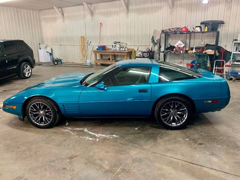 1993 Chevrolet Corvette for sale at Iowa Auto Sales, Inc in Sioux City IA