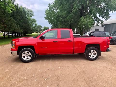 2014 Chevrolet Silverado 1500 for sale at Iowa Auto Sales, Inc in Sioux City IA