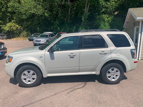 2009 Mercury Mariner for sale at Iowa Auto Sales, Inc in Sioux City IA