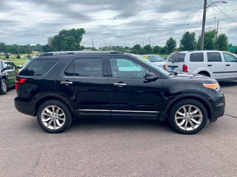 2012 Ford Explorer for sale at Iowa Auto Sales, Inc in Sioux City IA