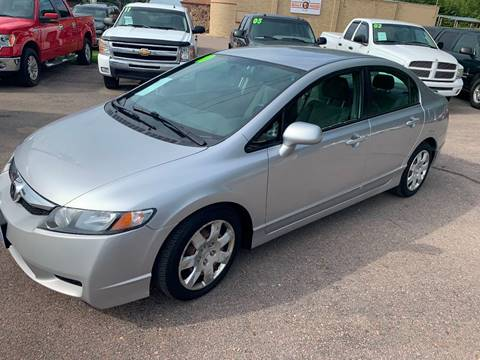 2010 Honda Civic for sale at Iowa Auto Sales, Inc in Sioux City IA