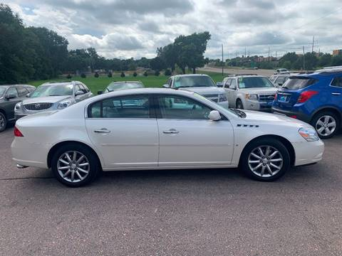 2008 Buick Lucerne for sale at Iowa Auto Sales, Inc in Sioux City IA