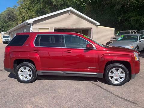 2011 GMC Terrain for sale at Iowa Auto Sales, Inc in Sioux City IA