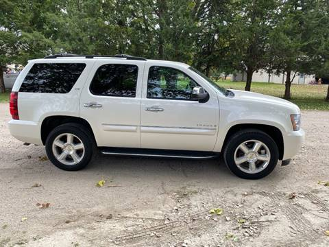 2008 Chevrolet Tahoe for sale in Sioux City, IA