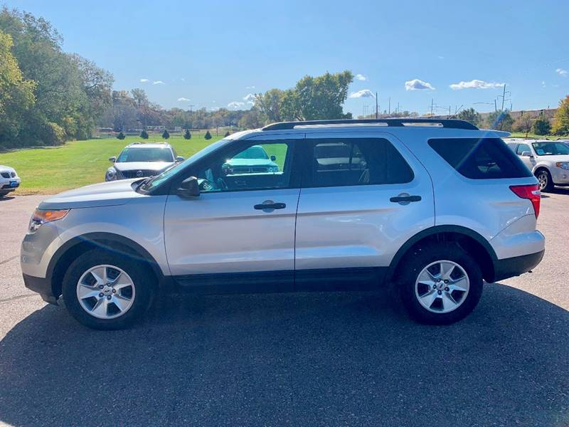 2013 Ford Explorer for sale at Iowa Auto Sales, Inc in Sioux City IA