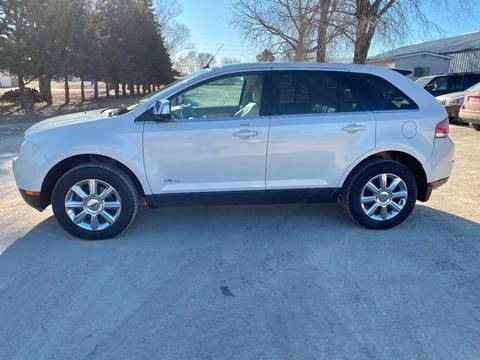 2007 Lincoln MKX for sale at Iowa Auto Sales, Inc in Sioux City IA