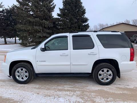 2007 GMC Yukon for sale at Iowa Auto Sales, Inc in Sioux City IA
