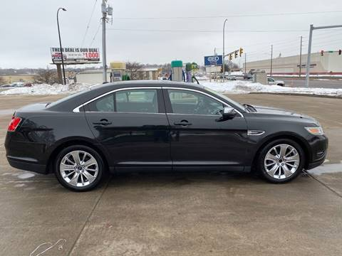 2011 Ford Taurus for sale at Iowa Auto Sales, Inc in Sioux City IA