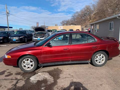 2001 Oldsmobile Intrigue GX for sale at Iowa Auto Sales, Inc in Sioux City IA