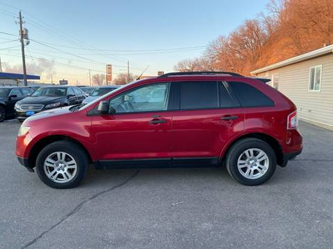 2007 Ford Edge SE for sale at Iowa Auto Sales, Inc in Sioux City IA
