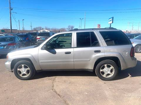 2006 Chevrolet TrailBlazer for sale at Iowa Auto Sales, Inc in Sioux City IA