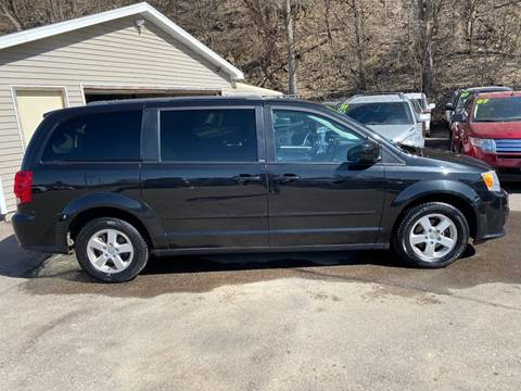 2013 Dodge Grand Caravan for sale at Iowa Auto Sales, Inc in Sioux City IA