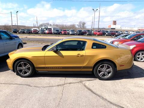 2010 Ford Mustang for sale at Iowa Auto Sales, Inc in Sioux City IA