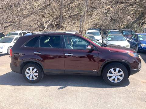 2012 Kia Sorento for sale at Iowa Auto Sales, Inc in Sioux City IA
