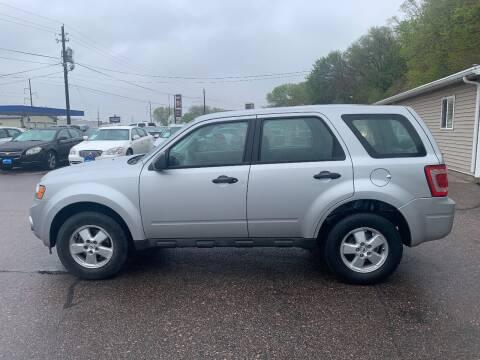 2009 Ford Escape for sale at Iowa Auto Sales, Inc in Sioux City IA