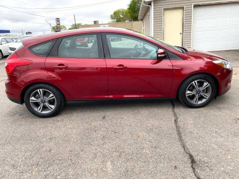 2014 Ford Focus for sale at Iowa Auto Sales, Inc in Sioux City IA