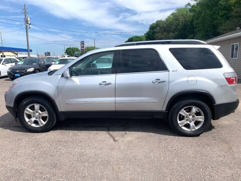 2009 GMC Acadia for sale at Iowa Auto Sales, Inc in Sioux City IA