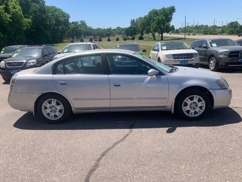 2006 Nissan Altima for sale at Iowa Auto Sales, Inc in Sioux City IA