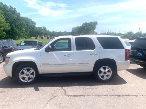 2010 Chevrolet Tahoe for sale at Iowa Auto Sales, Inc in Sioux City IA