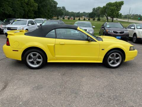 2002 Ford Mustang for sale at Iowa Auto Sales, Inc in Sioux City IA