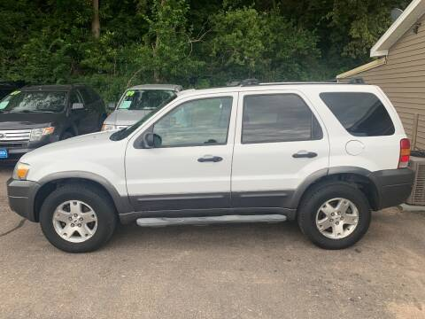 2006 Ford Escape for sale at Iowa Auto Sales, Inc in Sioux City IA