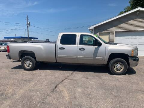 2007 Chevrolet Silverado 2500HD for sale at Iowa Auto Sales, Inc in Sioux City IA