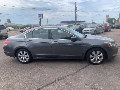 2009 Honda Accord for sale at Iowa Auto Sales, Inc in Sioux City IA