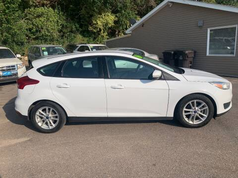 2016 Ford Focus for sale at Iowa Auto Sales, Inc in Sioux City IA