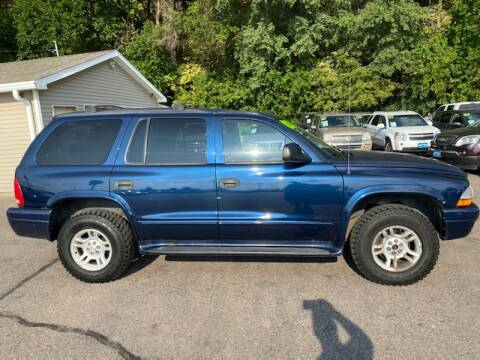 2003 Dodge Durango for sale at Iowa Auto Sales, Inc in Sioux City IA