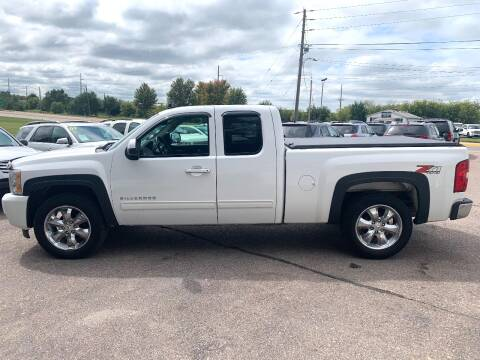 2009 Chevrolet Silverado 1500 for sale at Iowa Auto Sales, Inc in Sioux City IA