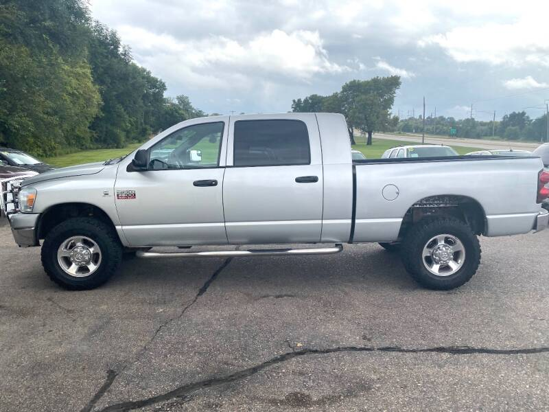 2008 Dodge Ram Pickup 2500 for sale at Iowa Auto Sales, Inc in Sioux City IA