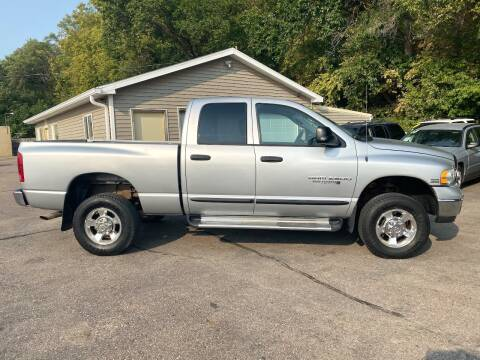 2005 Dodge Ram Pickup 2500 for sale at Iowa Auto Sales, Inc in Sioux City IA