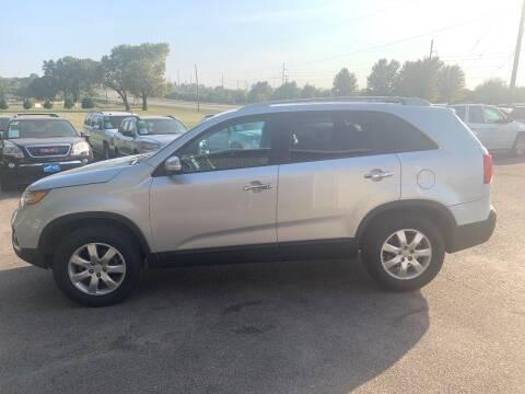 2011 Kia Sorento for sale at Iowa Auto Sales, Inc in Sioux City IA