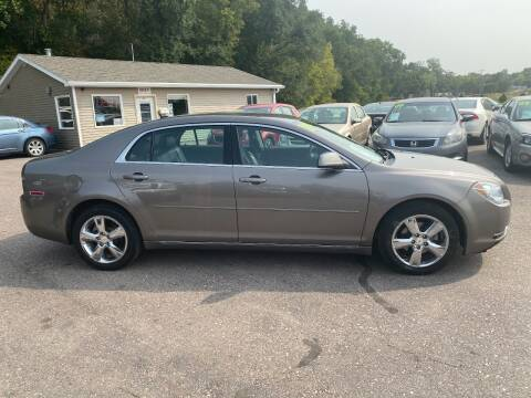 2010 Chevrolet Malibu for sale at Iowa Auto Sales, Inc in Sioux City IA