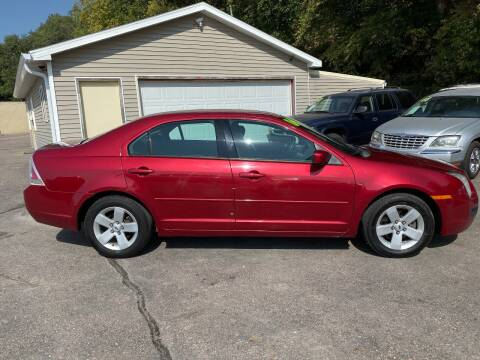 2006 Ford Fusion for sale at Iowa Auto Sales, Inc in Sioux City IA