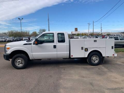 2012 Ford F-250 Super Duty for sale at Iowa Auto Sales, Inc in Sioux City IA