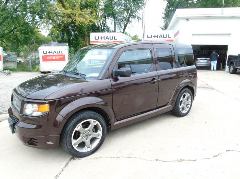 2007 Honda Element For Sale At Cu0026C AUTO SALES INC In Charles City IA