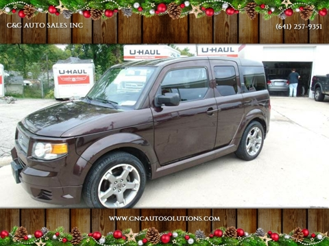 2007 Honda Element for sale in Charles City, IA