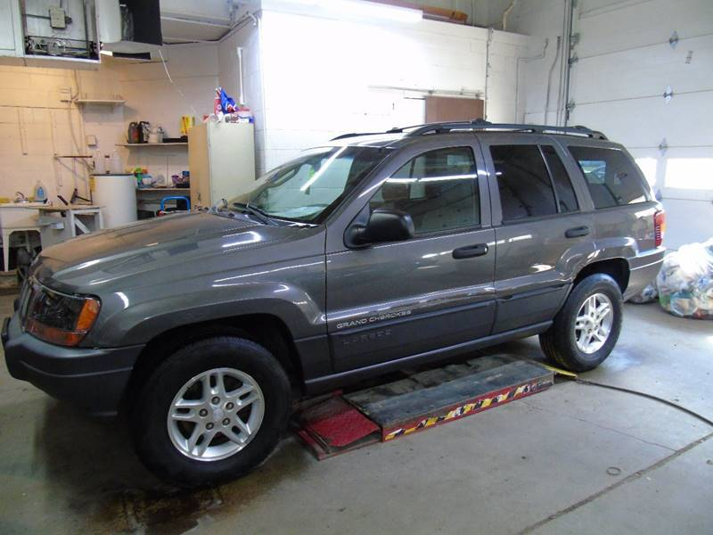 2003 Jeep Grand Cherokee For Sale At Cu0026C AUTO SALES INC In Charles City IA