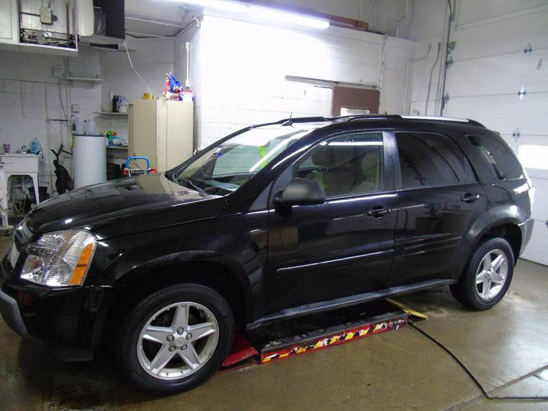 2005 Chevrolet Equinox For Sale At Cu0026C AUTO SALES INC In Charles City IA