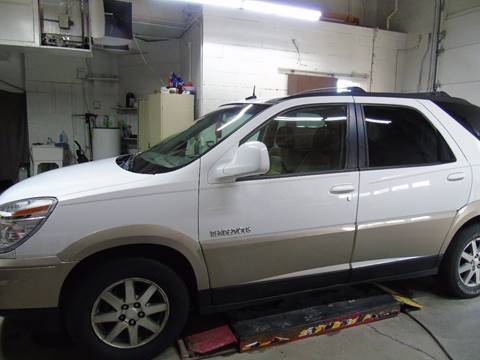 2003 Buick Rendezvous for sale in Charles City, IA