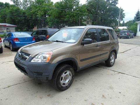 2004 Honda CR-V for sale in Charles City, IA