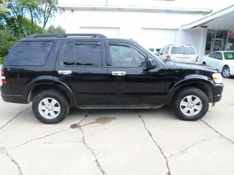 2008 Ford Explorer