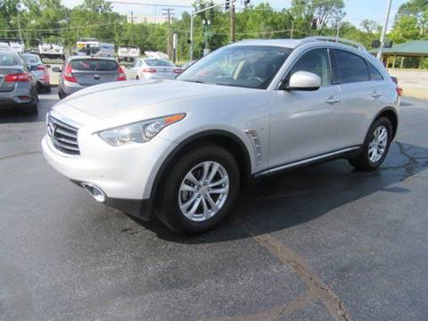 2016 Infiniti QX70 for sale in Fenton, MO