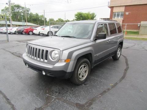 2015 Jeep Patriot for sale in Fenton, MO