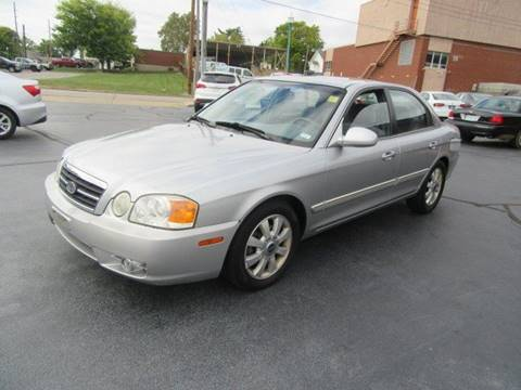 2004 Kia Optima for sale in Fenton, MO